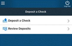 How to deposit a check using mobile deposit
