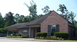 First National Bank's Sulphur branch
